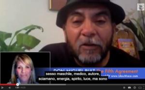 Il Quinto Accordo: un intervista sulla Sagessa Tolteca con Don Miguel Ruiz