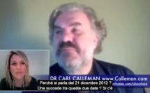 Predizione : Dottore Carl Johan Calleman parla dil Calendario Maya nel 2009